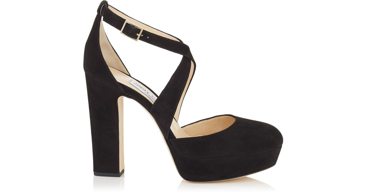 Nice Best Place Online April 120 satin plateau sandals Jimmy Choo London Great Deals Cheap Online Cheap Sale Recommend Offer 4buIS