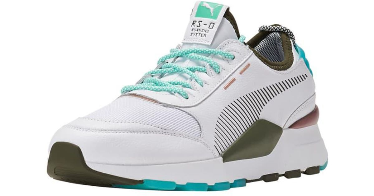 PUMA White Rs 0 X Emory Jones for men