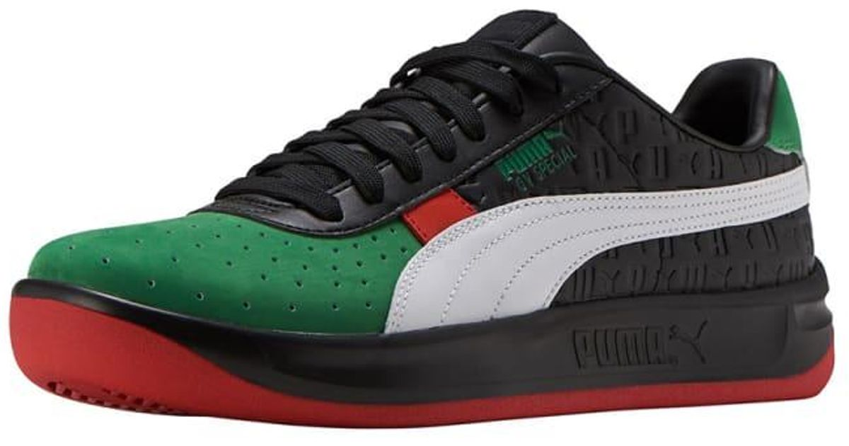 best service 712c8 7a93a PUMA Black Gv Special + Lux for men