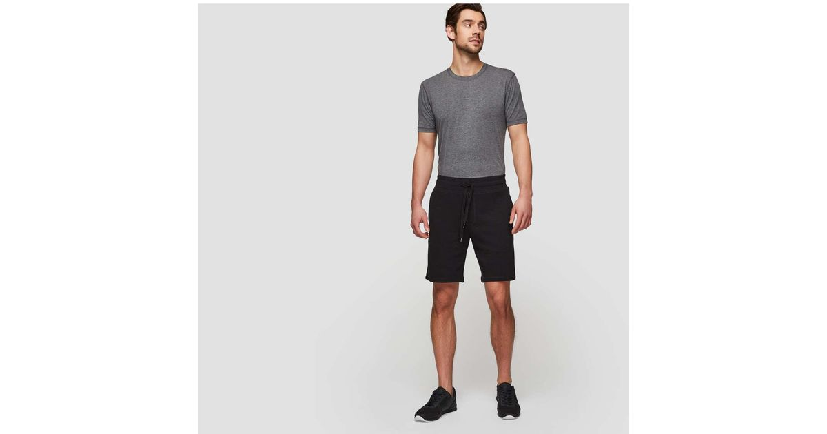 456f1674a2e Joe Fresh Jogging Shorts in Black for Men - Lyst