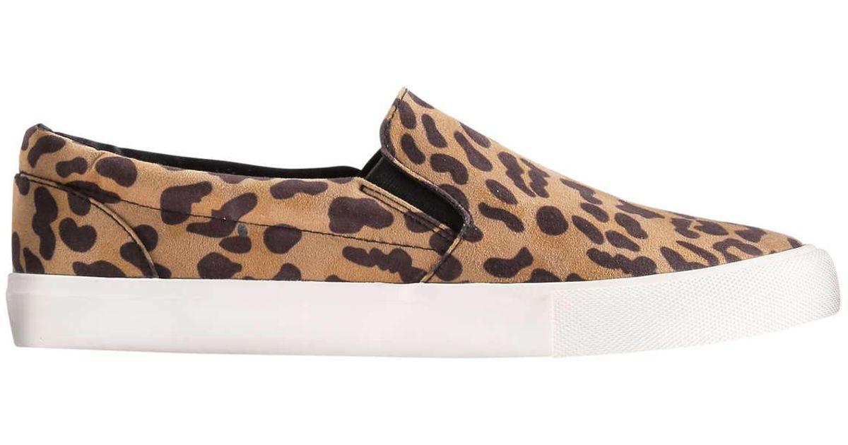 Joe Fresh Synthetic Leopard Print Slip