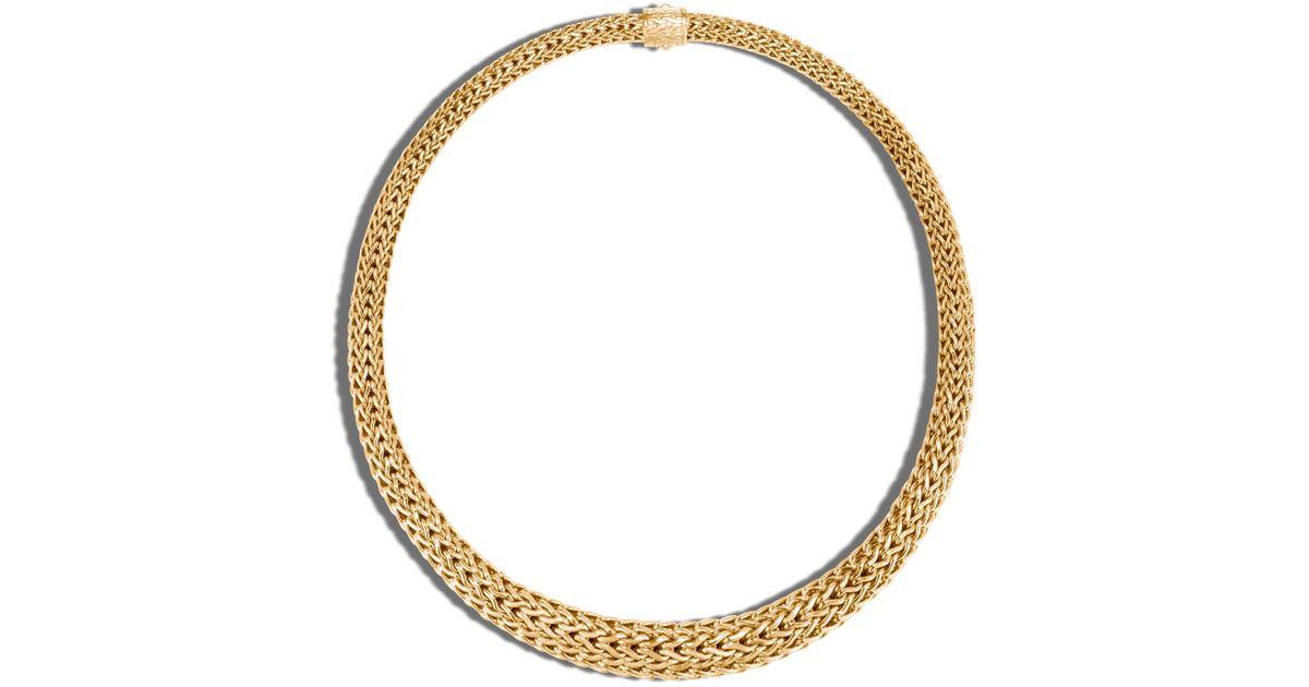 John Hardy Classic Chain Graduated Necklace MCi9nL6Vz