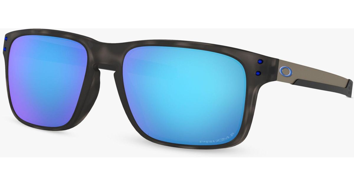 409207004d447 Oakley Oo9384 Men s Holbrook Prizm Polarised Sunglasses in Blue for Men -  Lyst