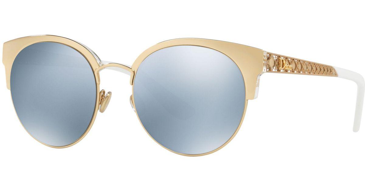 8b8ff6398f0e Dior Amamini Cat's Eye Sunglasses - Lyst