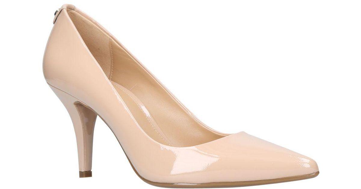 140287bcd59 Michael Kors Multicolor Michael Flex High Heeled Stiletto Court Shoes