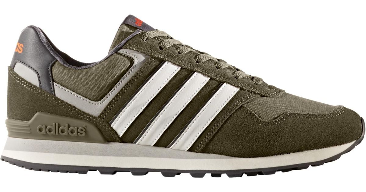 Adidas Green Neo 10k Casual Men's Trainers for men