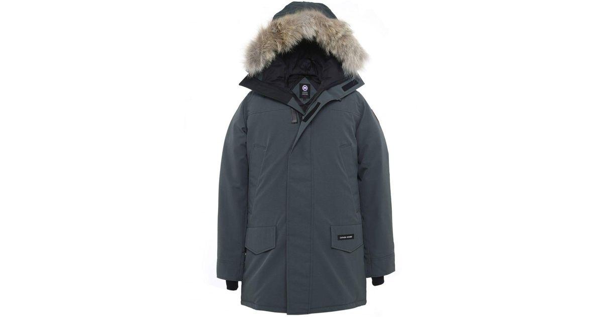 826b01f9de00 coupon code for canada goose langford parka slate 8cc8f b6b4c