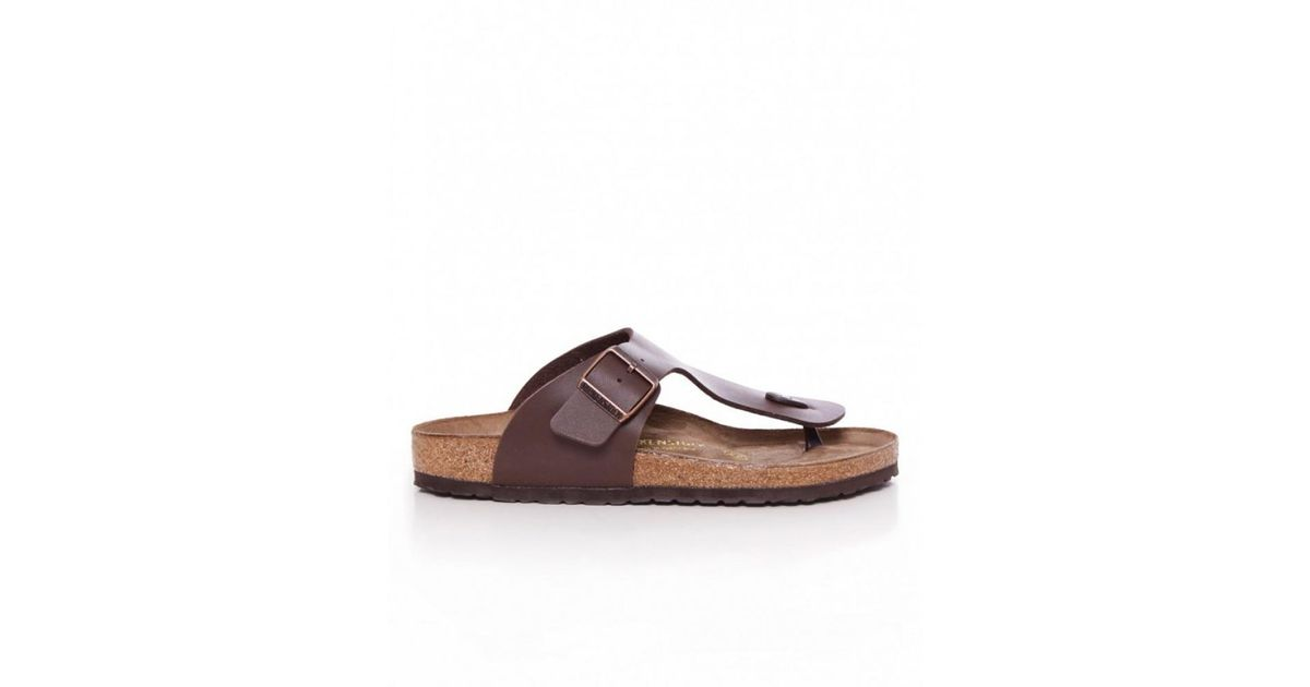 03a88b859218 Birkenstock Ramses Sandals in Brown for Men - Lyst