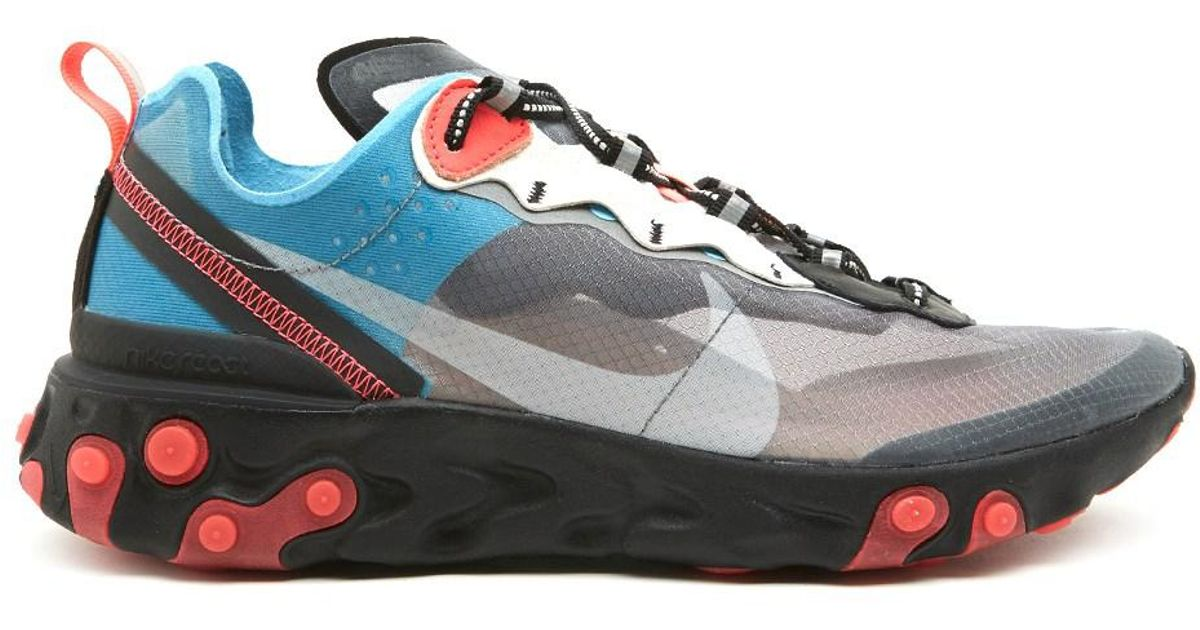 436a8133c8d1 Lyst - Nike   React Element 87  Sneakers for Men
