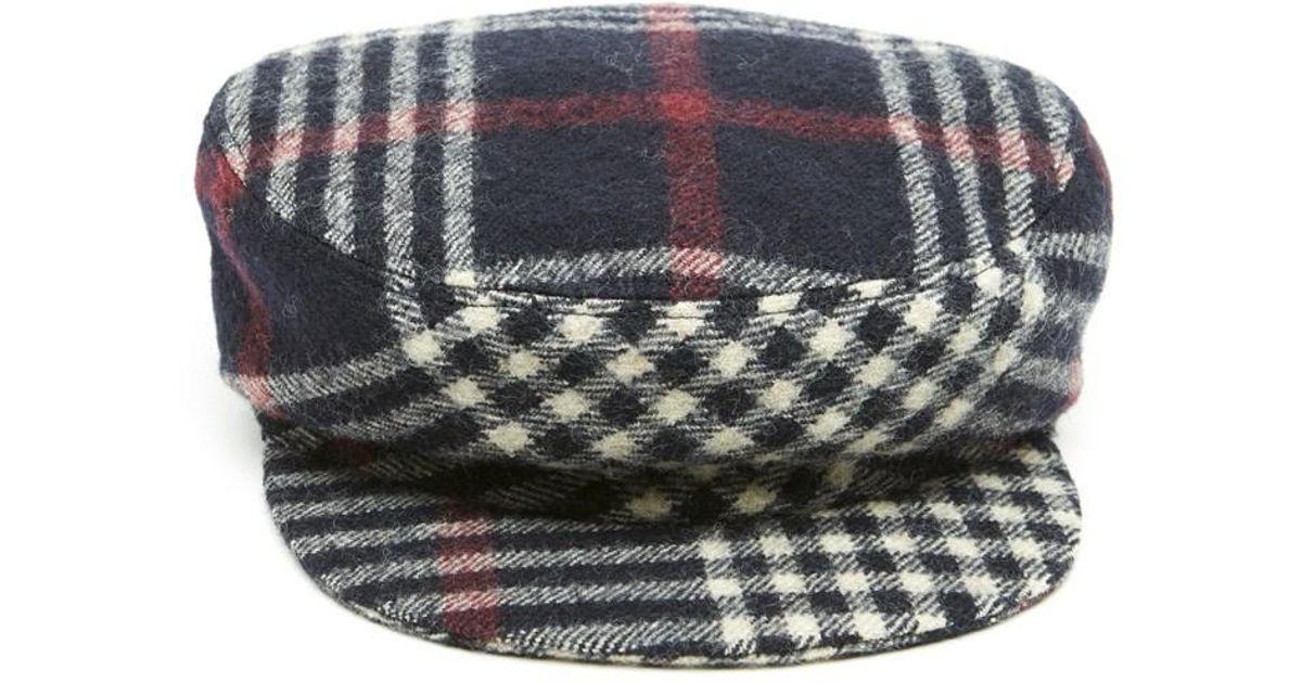 6009c2ec7452 Lyst - Isabel Marant Naly' Baker Boy Hat