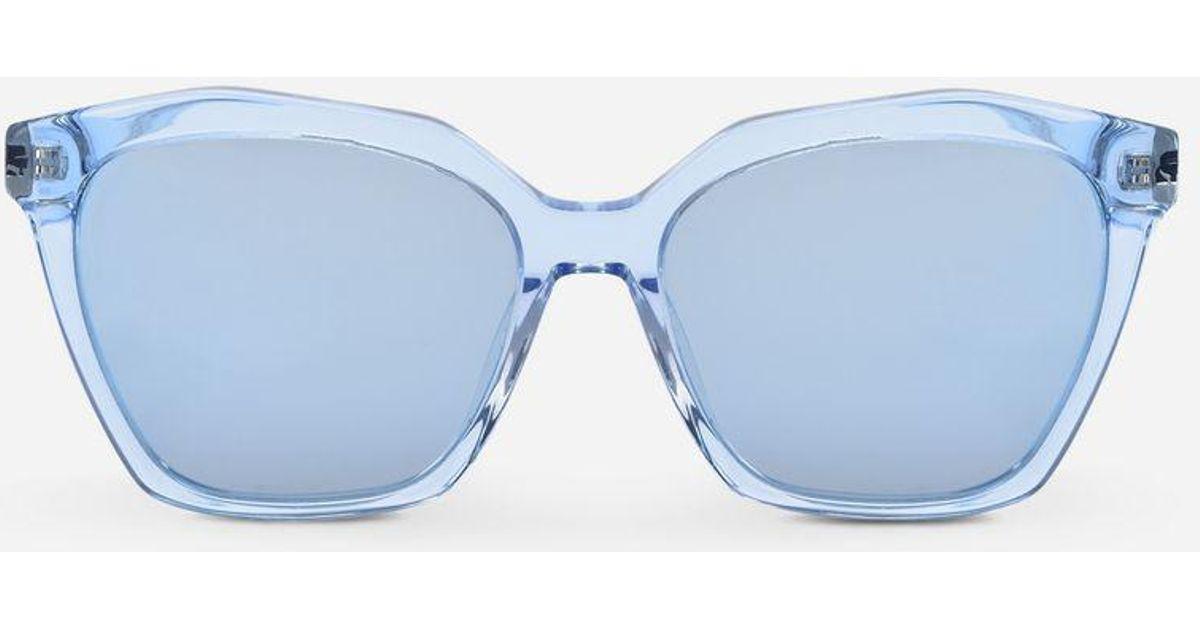 Basic Cameo sunglasses - Blue Karl Lagerfeld 1pT4uP