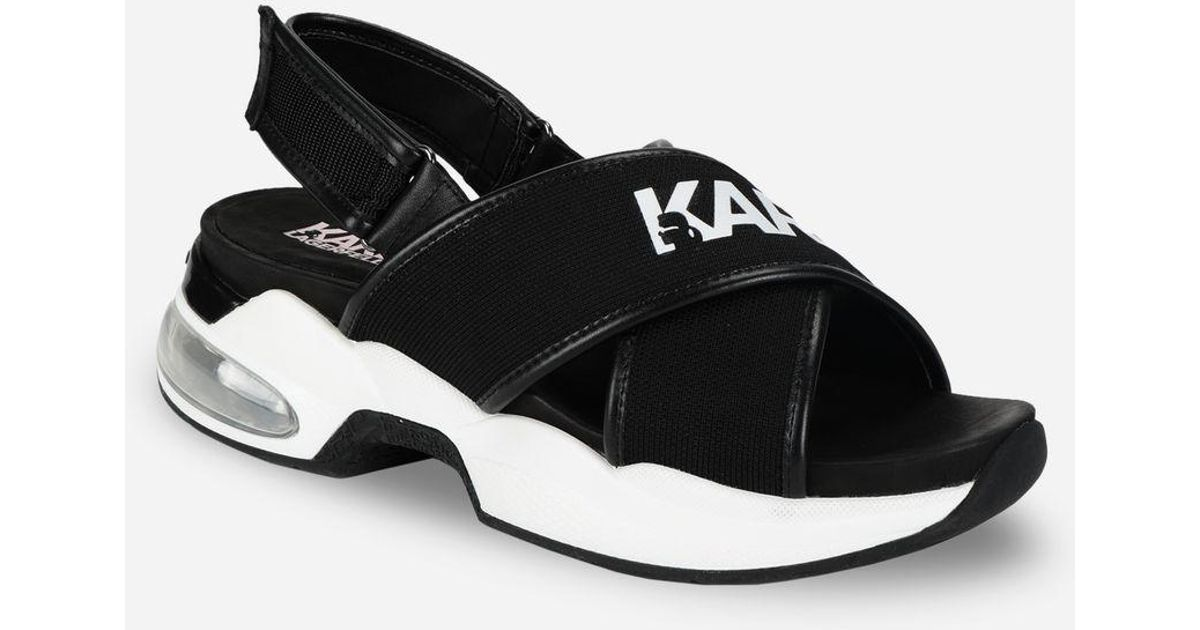 For Crdoewbx Black Women In Save 28lyst Karl Lagerfeld Shoes deBCxo