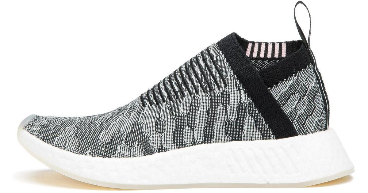 size 40 93ba1 18867 Lyst - Adidas The Womens Nmdcs2 Primeknit In Black And Wonder Pink in  Black