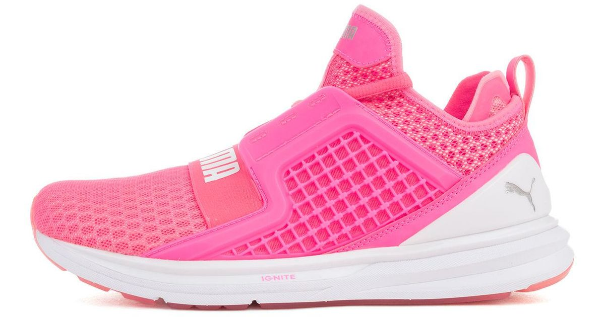 Lyst - Puma The Women's Ignite Limitless Sneaker In Knockout Pink in Pink