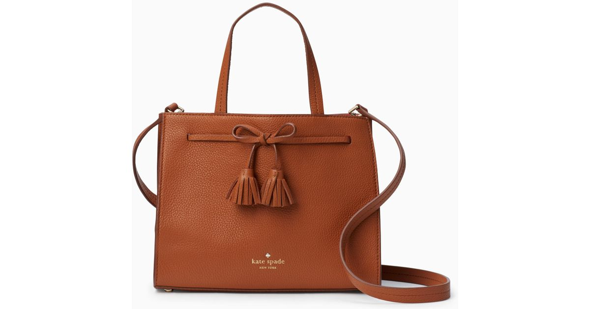 Kate Spade Hayes Street Small Isobel - Lyst 1bc046a914f19