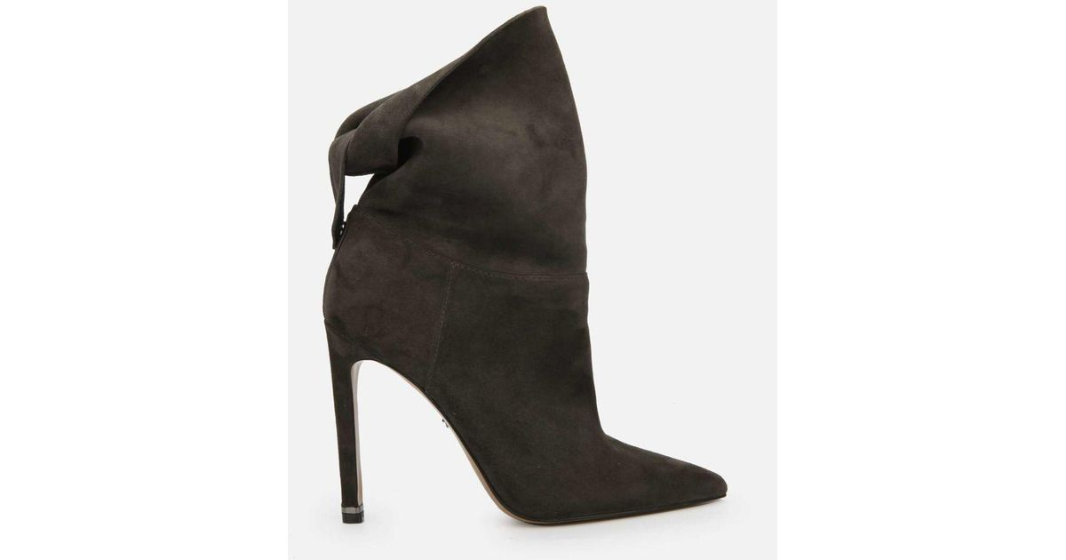 Kenneth Cole Riley 110 Suede Slouch