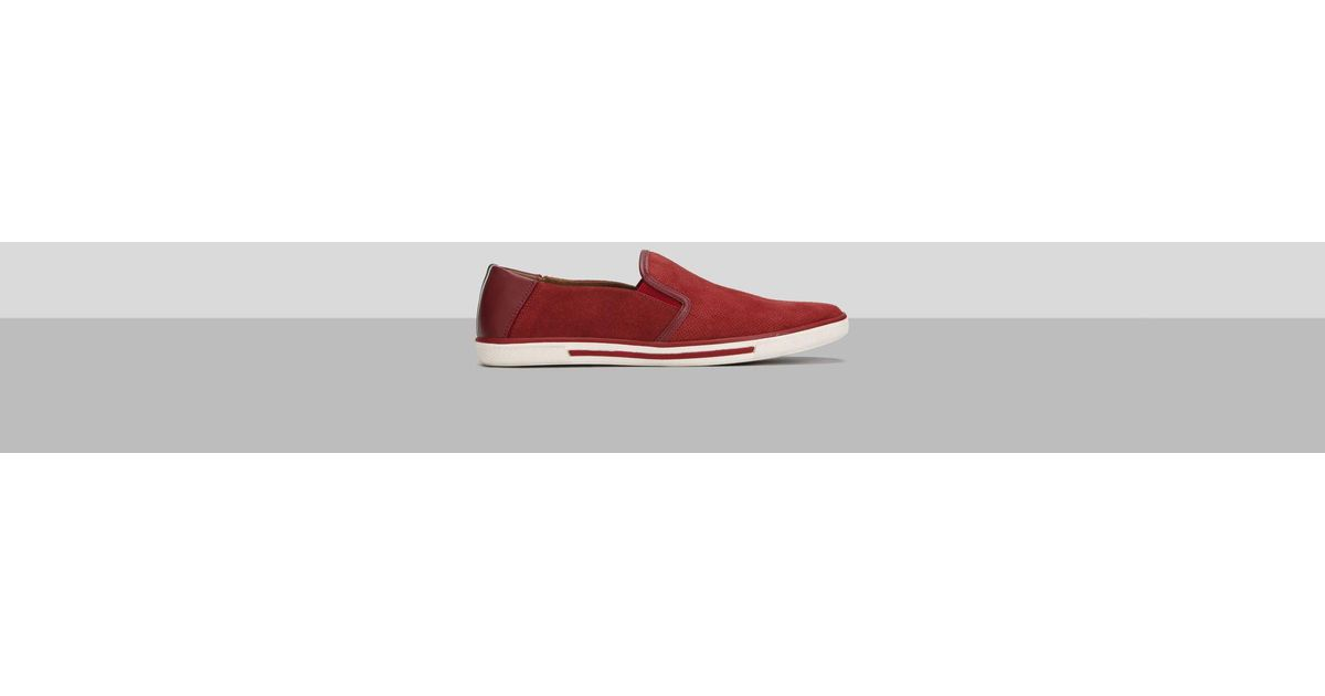 Center Slip-On Suede Sneaker Kenneth Cole Reaction 1Ki8cl0