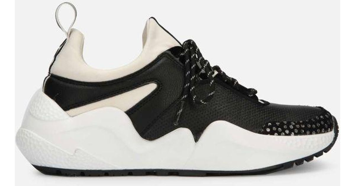 Maddox Jogger Chunky Platform Sneaker