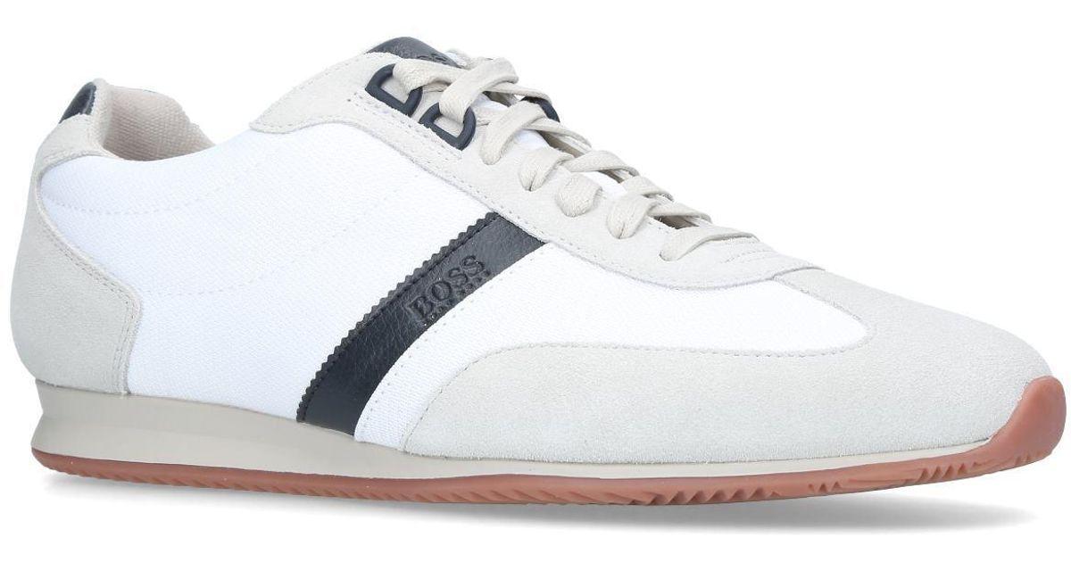 Hugo Boss Suede O Orland Sneaker
