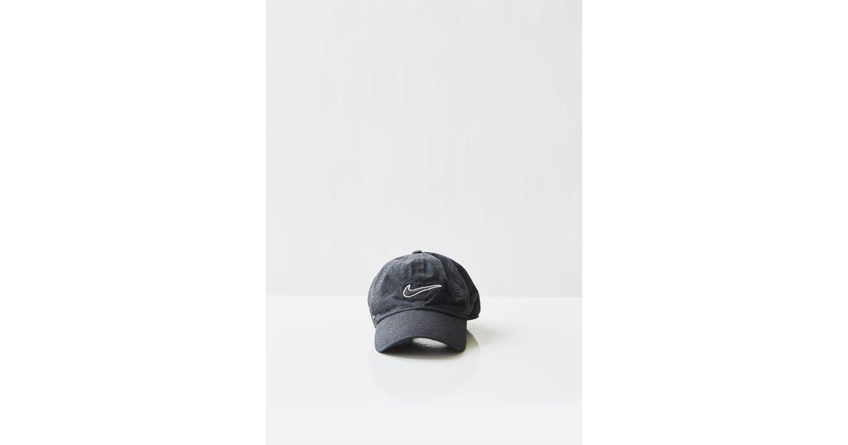 ac97a7602 1017 ALYX 9SM Black X Nike Golf Cap for men