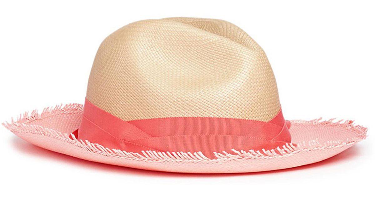 Sensi Studio Multi-Colombia Panama Straw Hat
