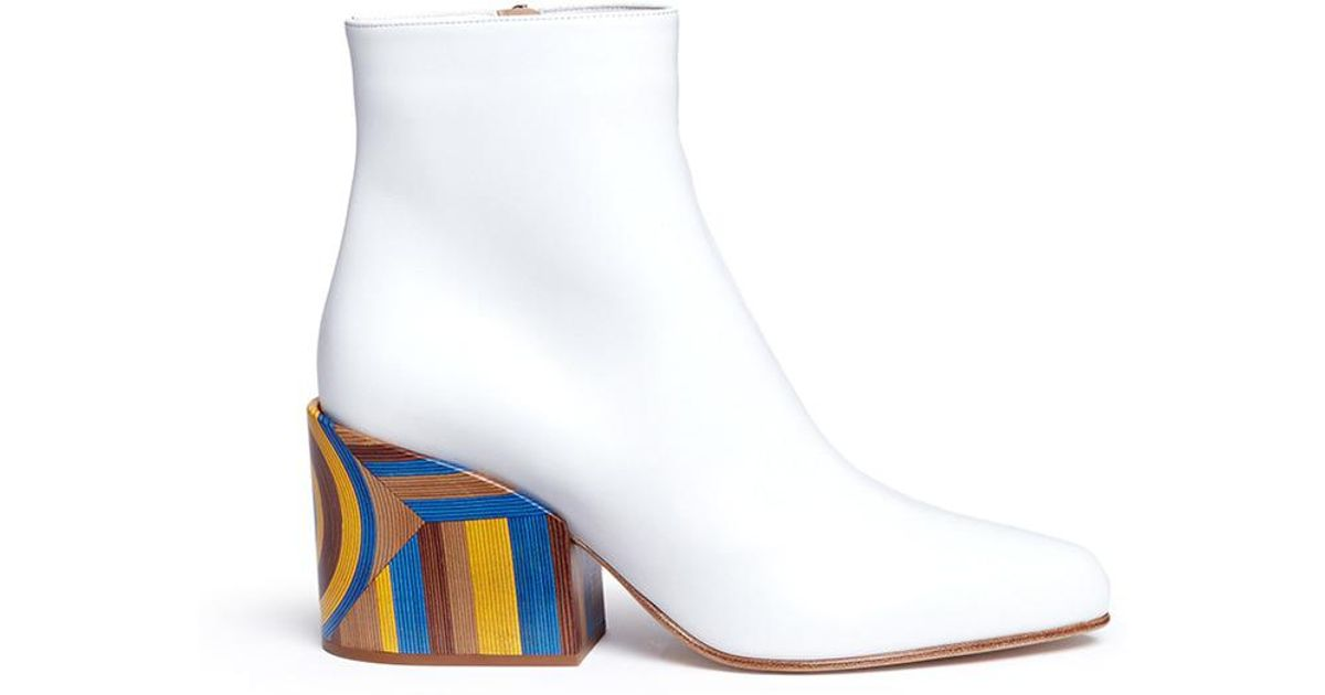 Tito leather ankle boots Gabriela Hearst Official For Sale Countdown Package For Sale 1FGhEXUc