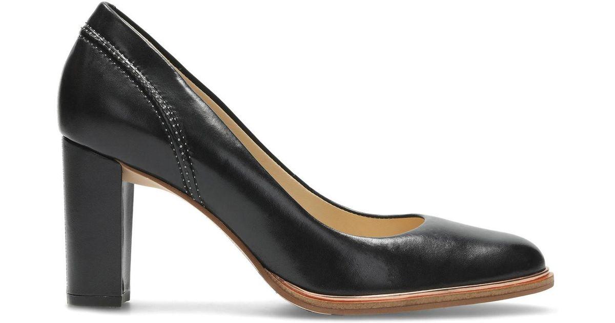 21cb2496c65 Clarks Mayra Dove Womens High Heels