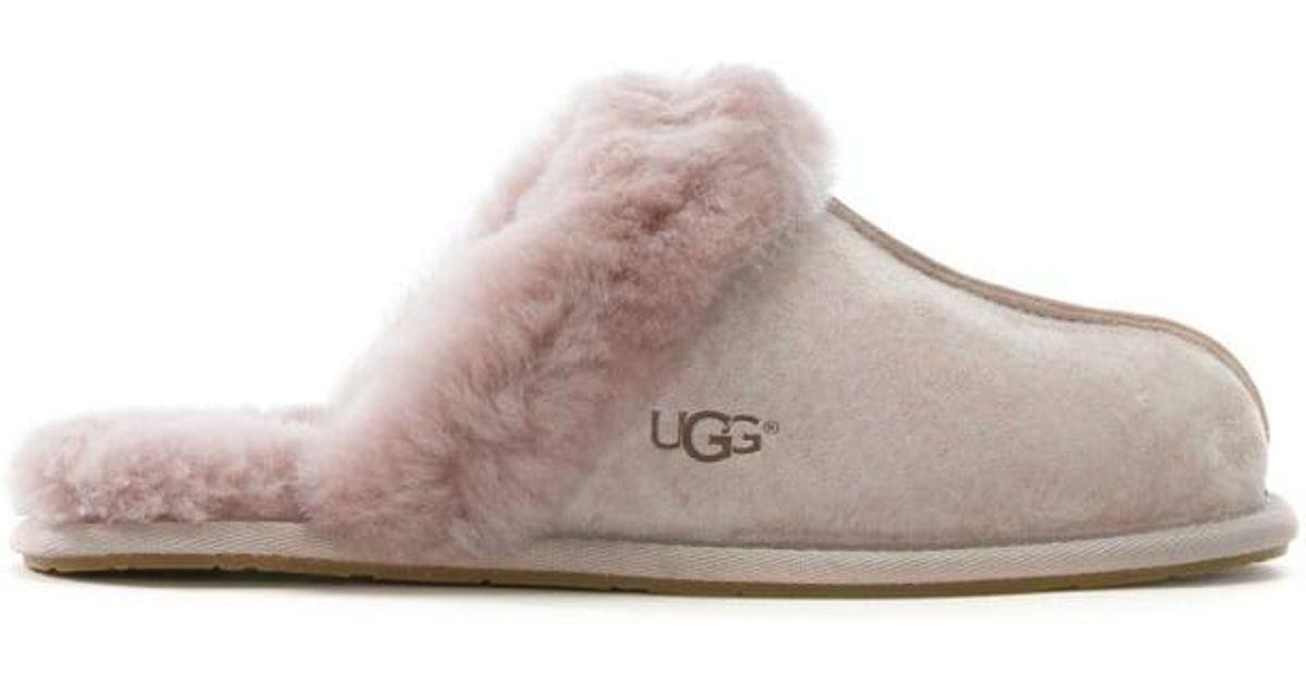 841641ec6f1 Ugg Multicolor Womens Scuffette Ii Dusk Shearling Slippers