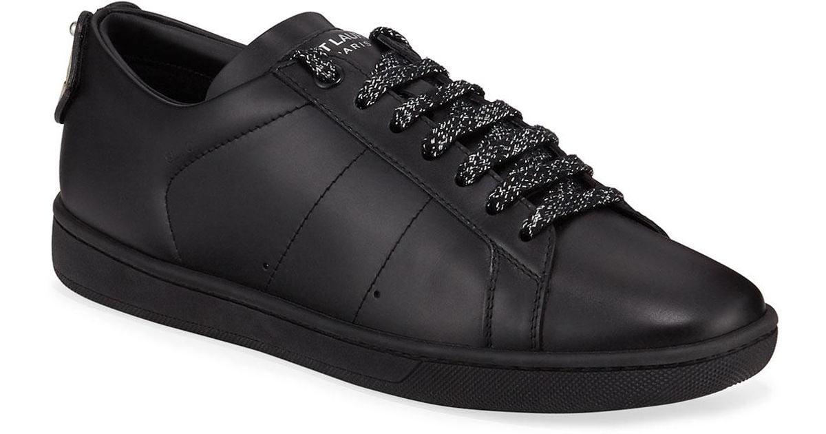 saint laurent kiss sneakers