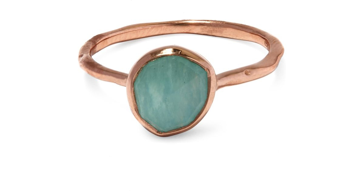 Amazonite Rings For Sale