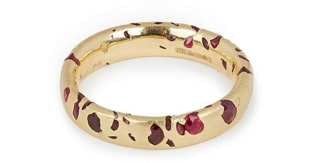 polly wales confetti ring