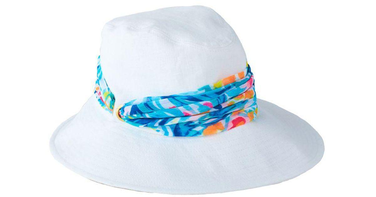 f7ea452340 Lyst - Lilly Pulitzer Genie By Eugenia Kim Island Hopping Hat