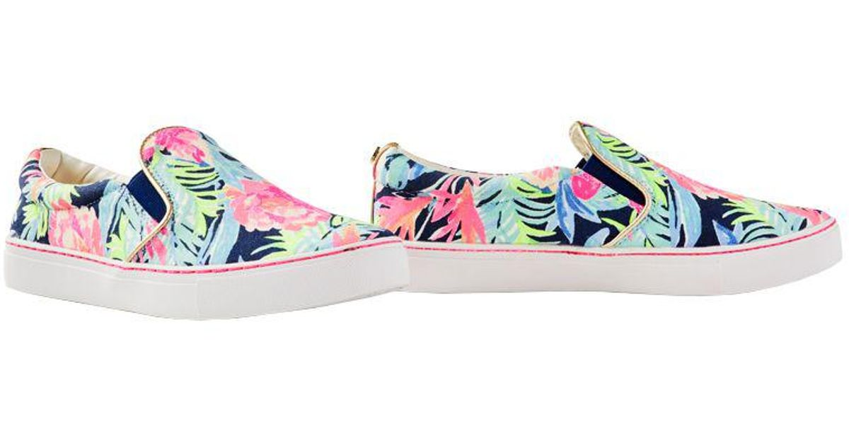 Lilly Pulitzer Rubber Julie Sneaker in