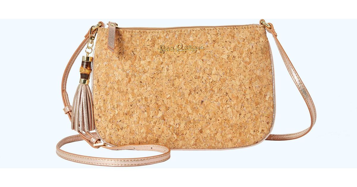 Lyst - Lilly Pulitzer Cruisin Crossbody Bag 4320f73959f0e
