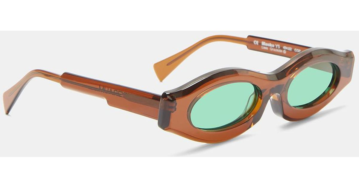 Mask Y5 sunglasses - Black Kuboraum L5IkzhcR