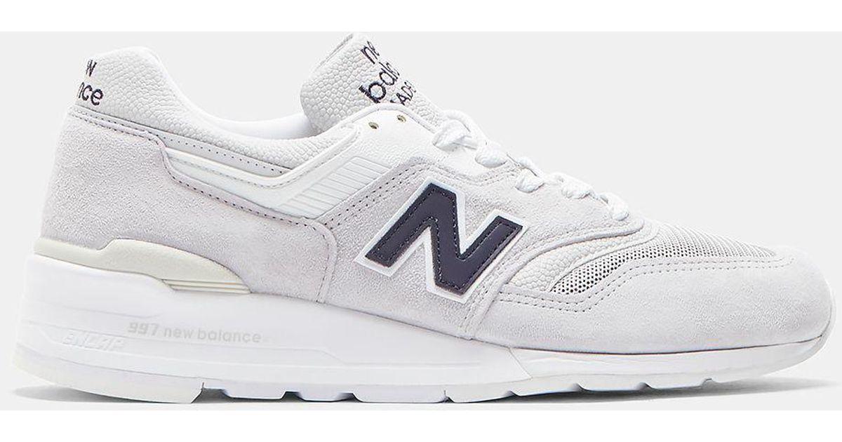 Mens 997 Suede Sneakers New Balance uuUIE98HQo