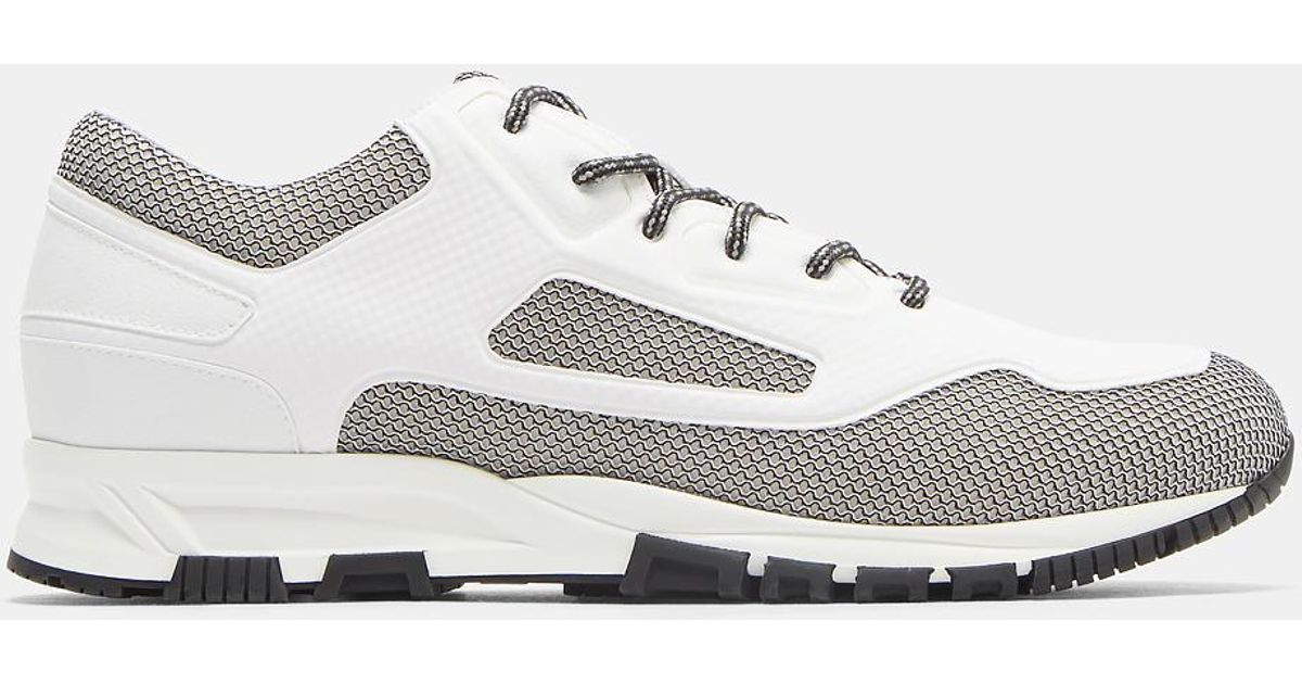 High-Frequency PVC Mesh Panel Sneakers Lanvin vlLcSE7NKc
