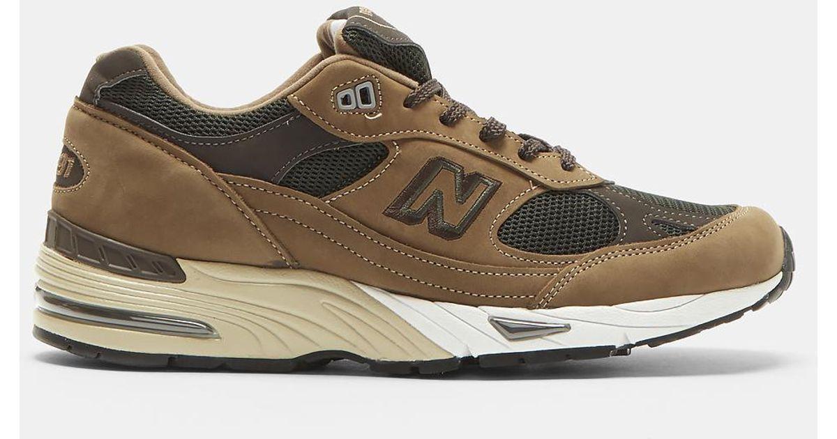 new balance uomo pelle 991