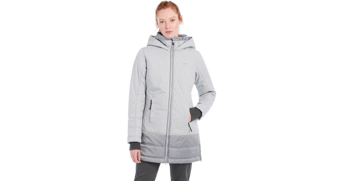 f0aea4551bd5a3 Lyst - Lole Women Bailee Jacket in Gray