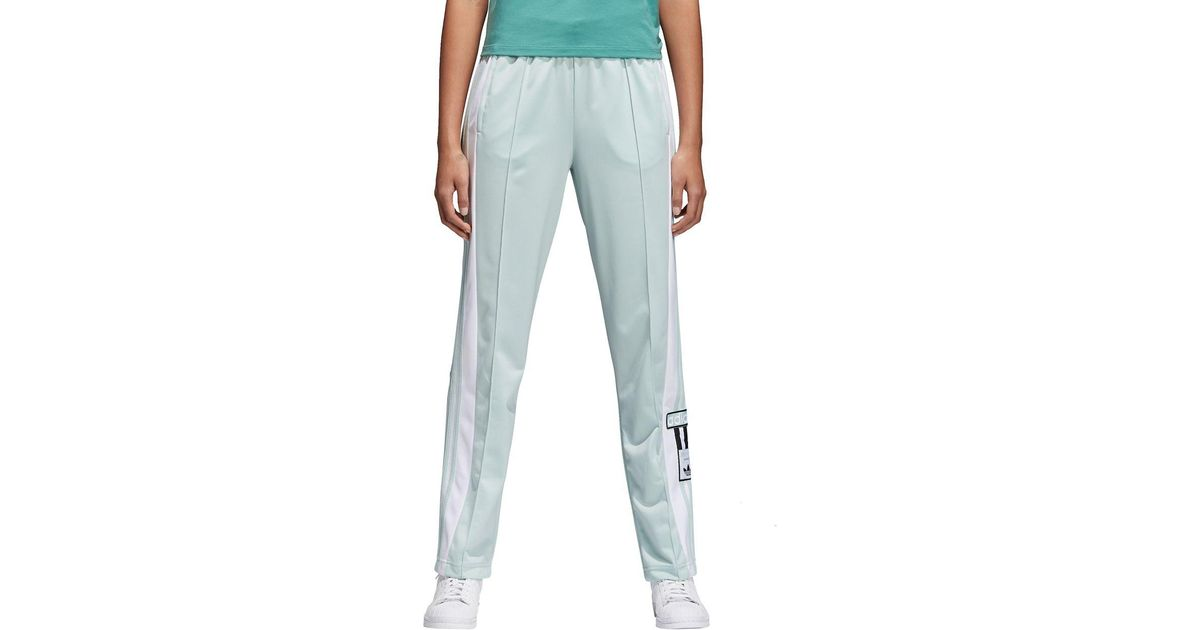 Adidas Multicolor Adibreak Wide leg Track Pants Lyst