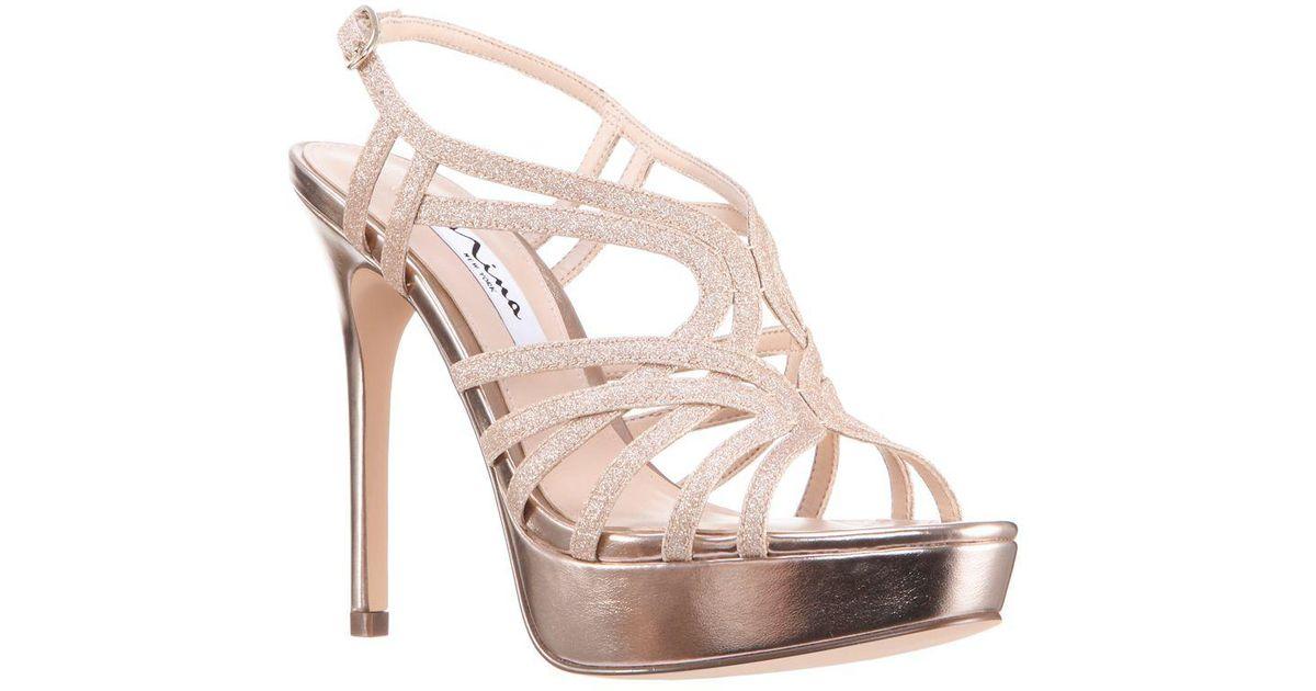 Nina Solina Sandals BU9xW5WH22