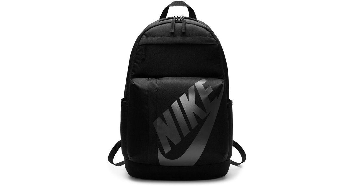 43f3142387 Lyst - Nike Sportswear Elemental Backpack in Black for Men