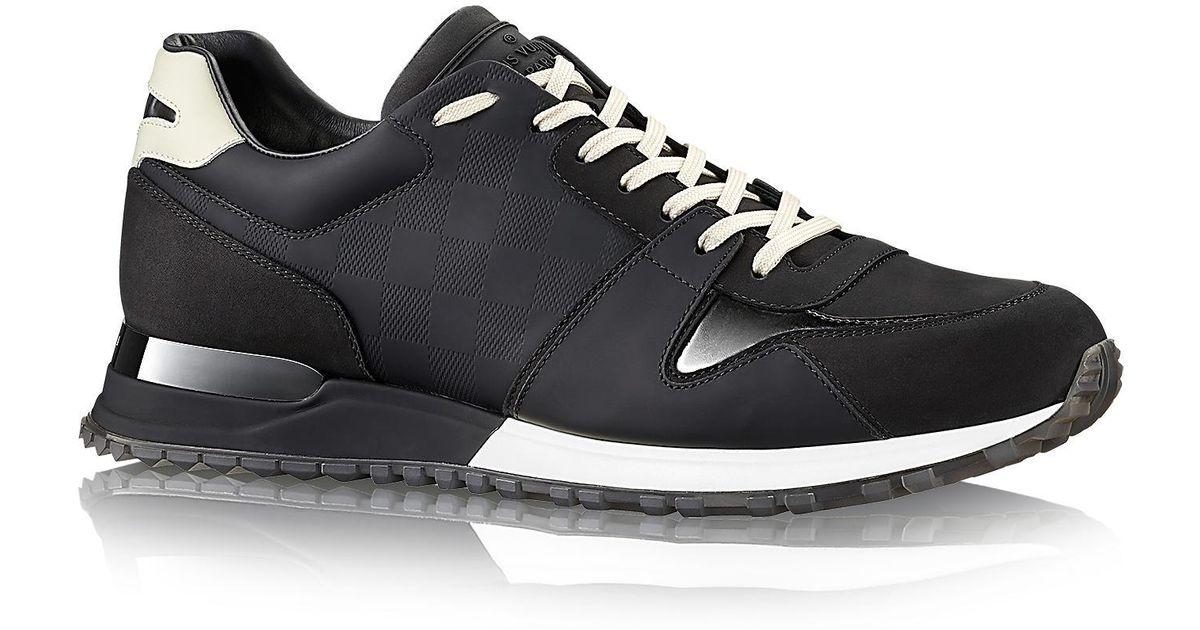 Louis Vuitton Runners Black
