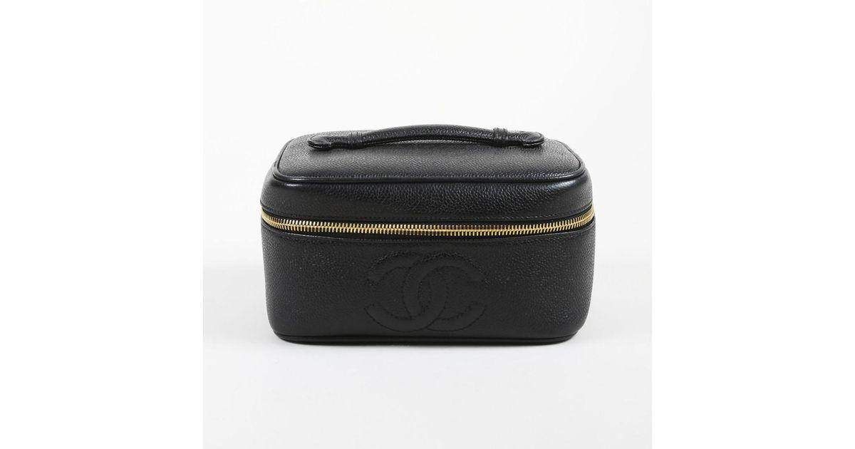 96bf16f0b460 Chanel Vintage Black