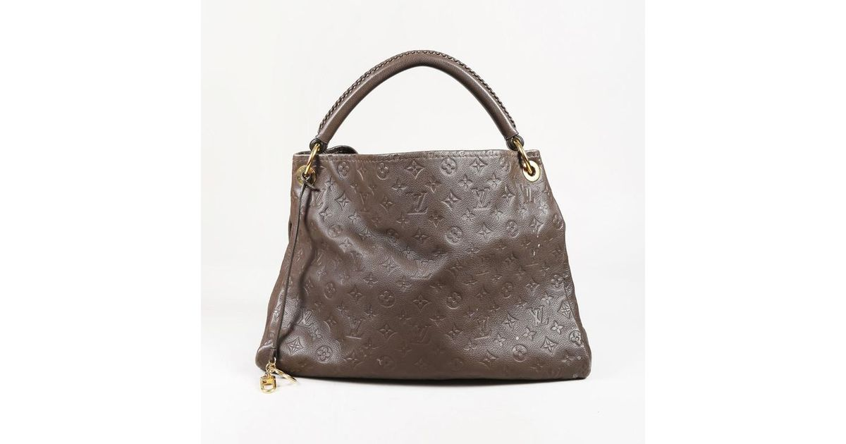 2b46d0c2e1 Louis Vuitton Brown