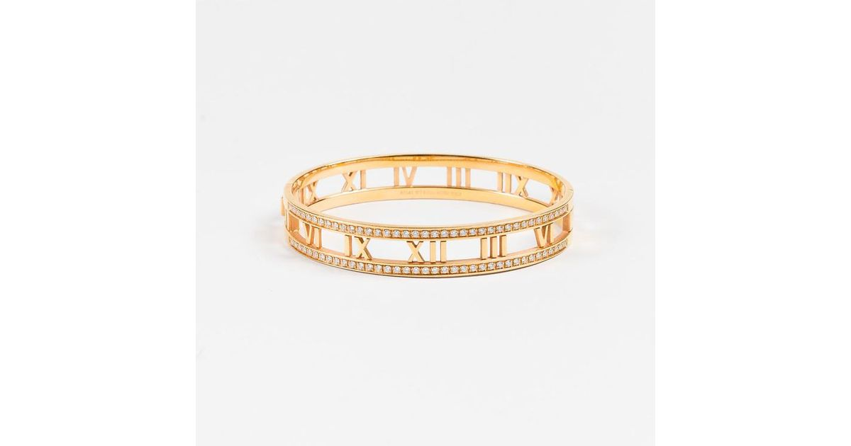 dcd149e46 Tiffany & Co. 18k Yellow Gold Diamond