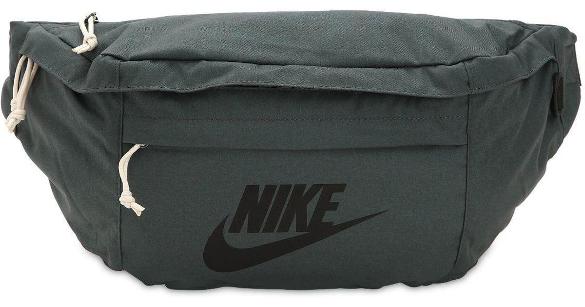 Lyst - Nike Tech Belt Bag in Metallic for Men
