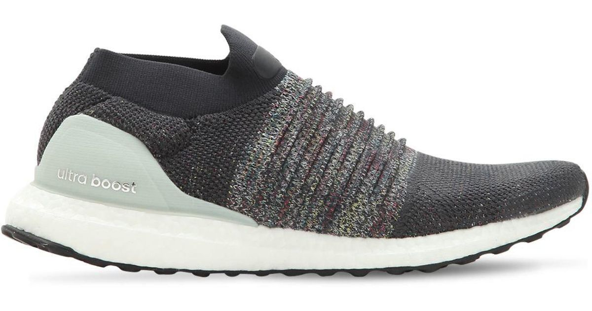 ada87876d016ae Lyst - adidas Originals Schnürlose Sneakers Aus Primeknit