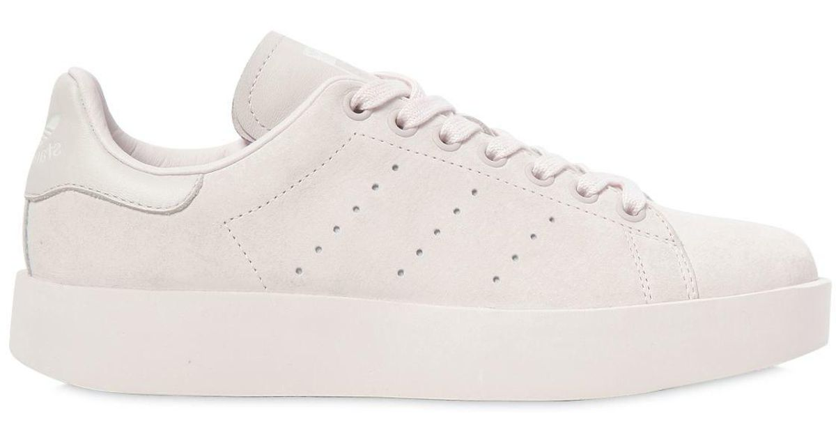 stan smith bold pink