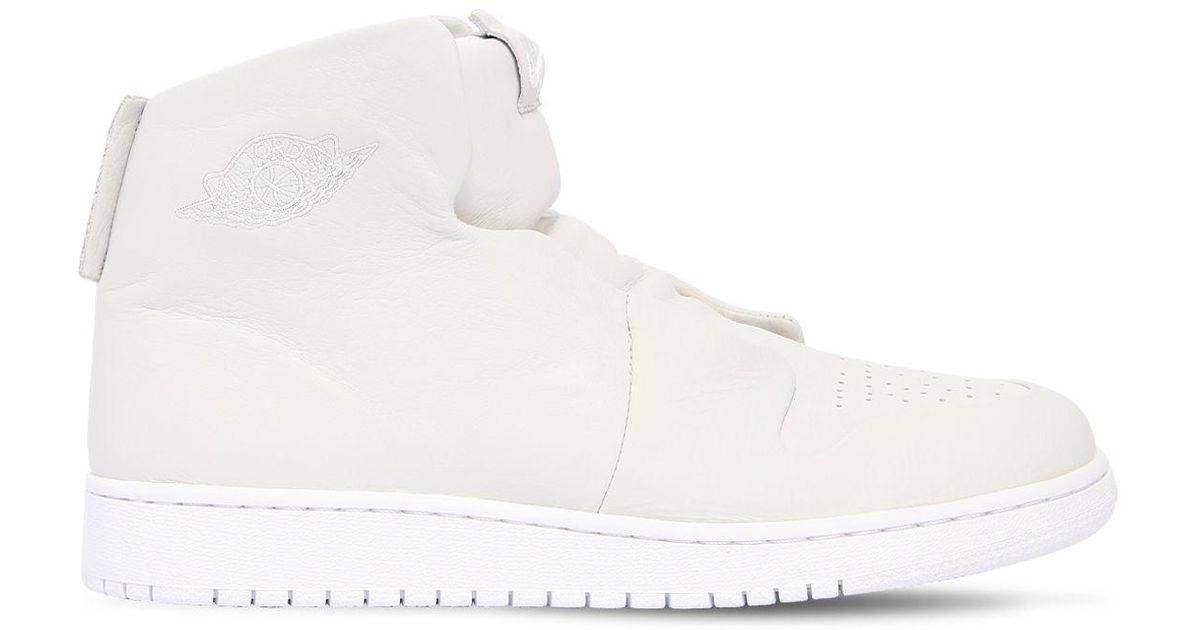 28d75d833288 Lyst - Nike Air Jordan 1 Sage Xx Mid Top Sneakers in White for Men